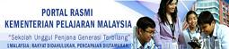 1. Portal Rasmi Kementerian Pelajaran Malaysia
